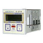 C-210 - Totalizer and batch controller